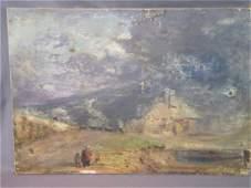David Cox (English, 1783-1859) Storm