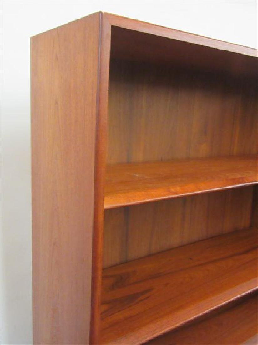 Danish Modern Teak Wood Book Case - 2