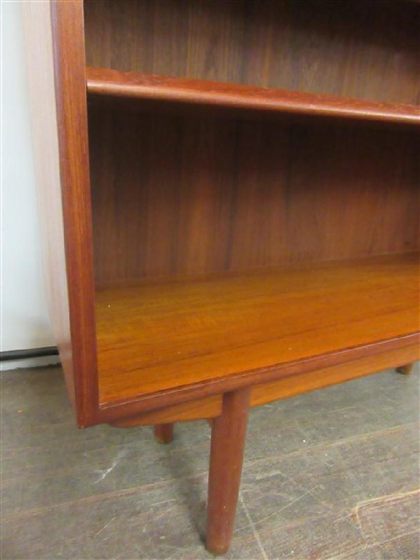Danish Modern Teak Wood Book Case - 4
