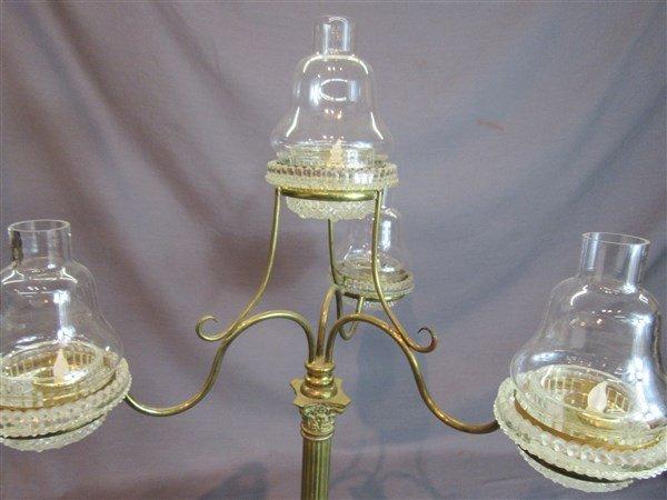 "Clarke's ""Cricklite"" Victorian  Fairy Lamp - 3"