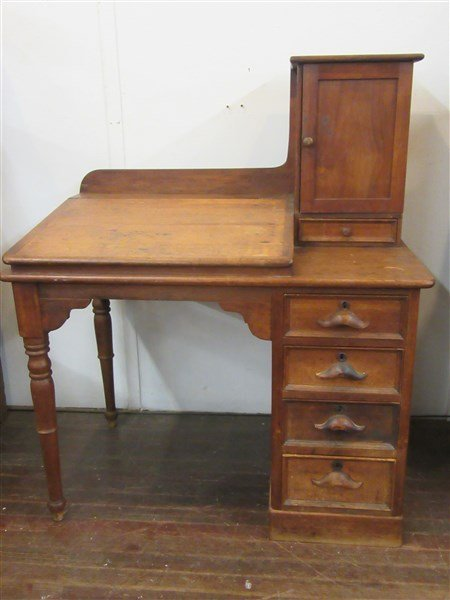 Old Shopkeepers Desk