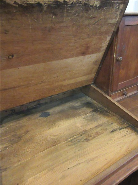 Old Shopkeepers Desk - 3
