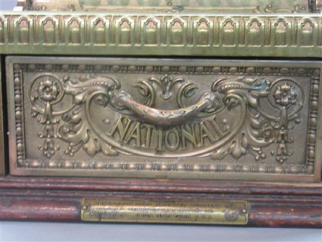 National Brass Model 311 Candy Store Cash Register - 2