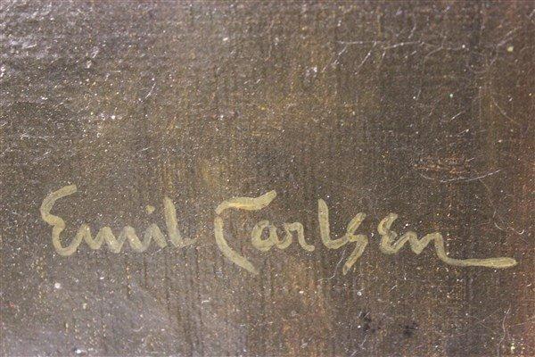 Emil Carlsen, Oil On Canvas Still Life Painting - 2