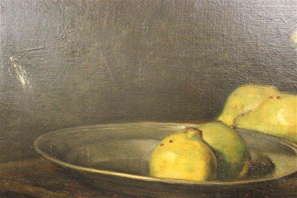 Emil Carlsen, Oil On Canvas Still Life Painting - 8