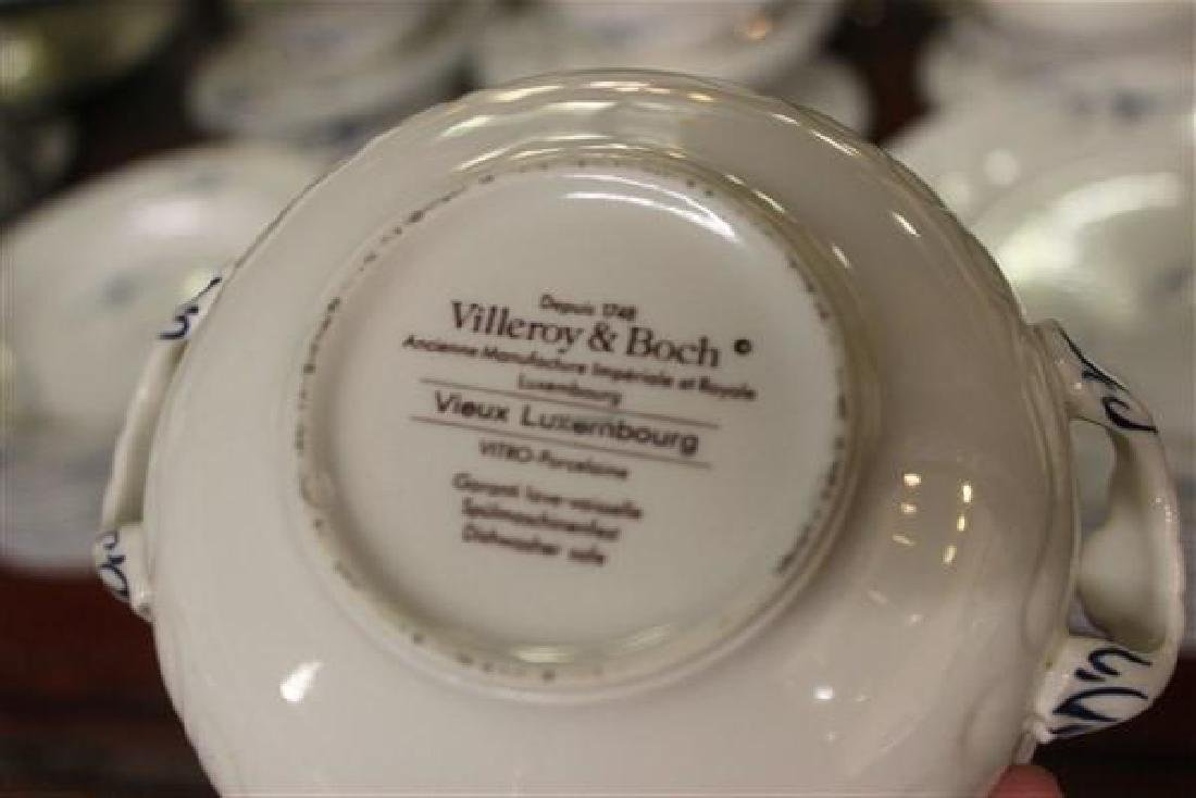 Villeroy & Boch Vieux Luxembourg China - 6