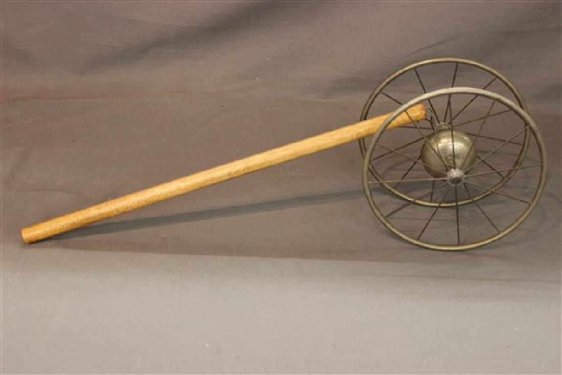 Victorian Bell Pull Toy