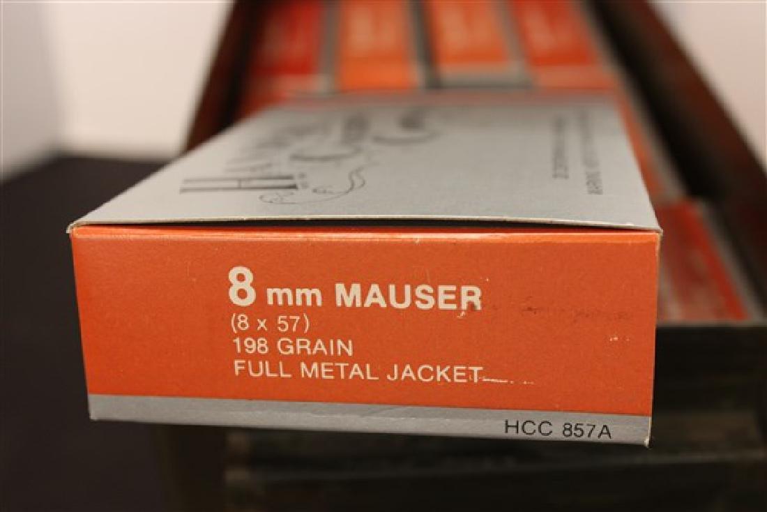 240 8mm Mauser Ammunition