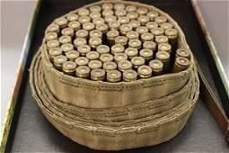 Browning 1917 Machine Gun Belt