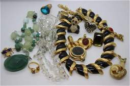 Contemporary Costume Jewelry Lot