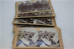 Spanish American War Stereoview Cards
