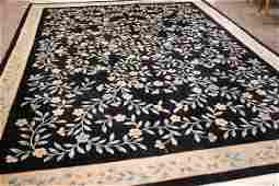 Chinese Wool Carpet 9ft X 12ft