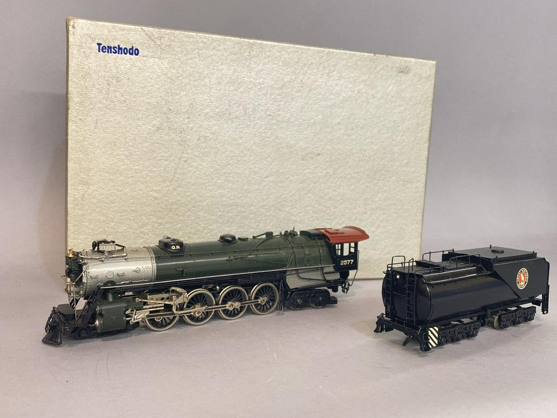 Tenshodo Great Northern for Pacific Fast Mail #143