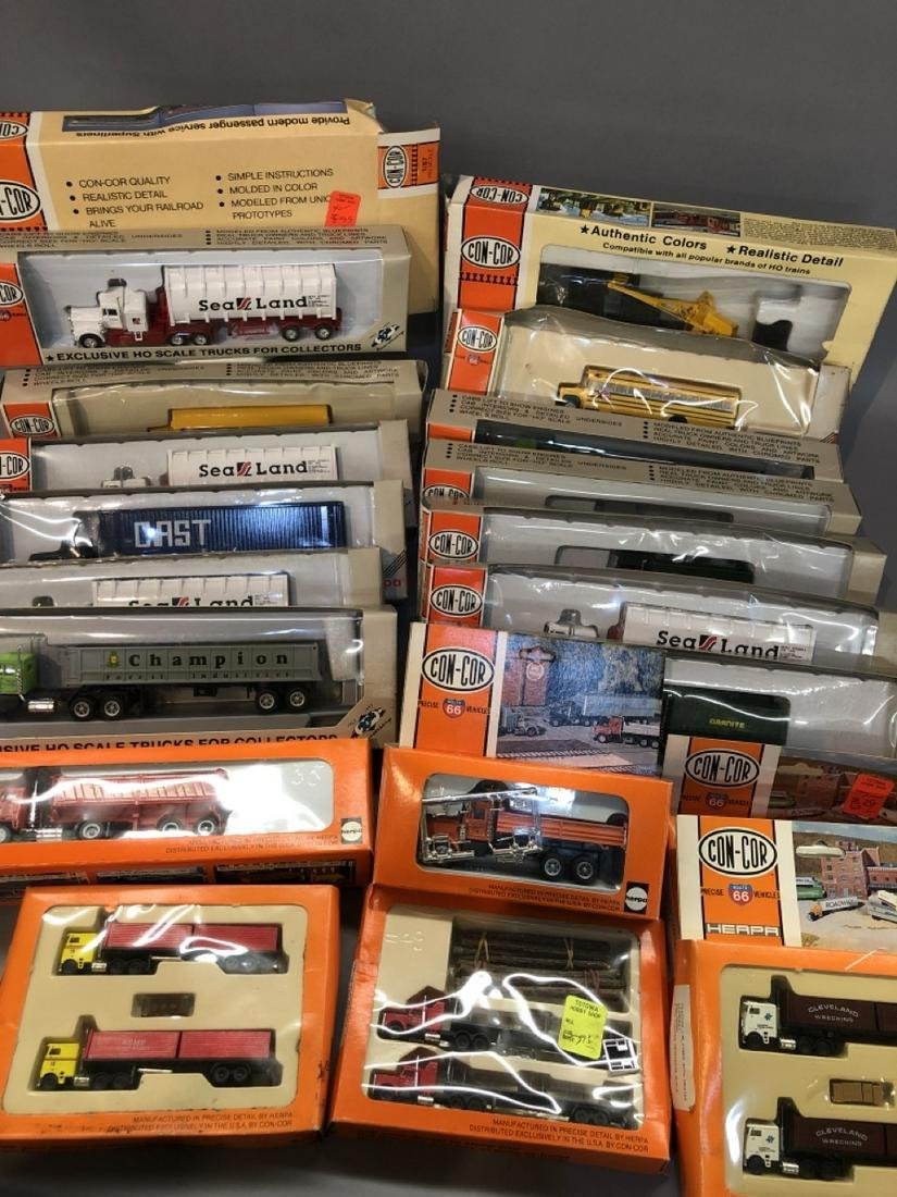 20 pcs Con-Cor  HO And N  Scale