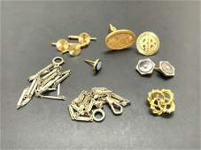 14k Compiled Estate Gold Jewelry Lot