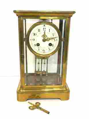 Japy Freres French Carriage Clock