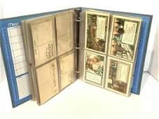 Vintage Boy Scouts Postcard Album