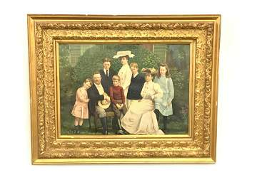Theodore Roosevelt Family Portrait, 1905 Pach Bros.