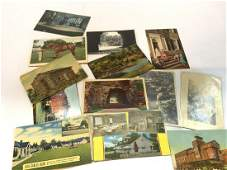 State Of Kentucky Postcard Collection