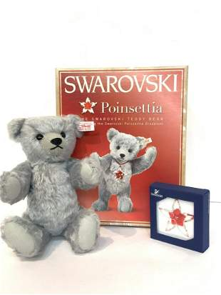 Steiff Swarovski Teddy Bear
