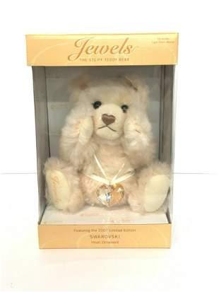 """""""Jewels"""" The Steiff Teddy Bear Swarovski"""