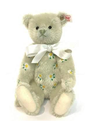 """Steiff Flower Teddy Bear """"Daisy"""" 2008"""