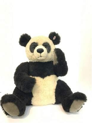 """Steiff Giant Panda 2005 Growler 25"""""""