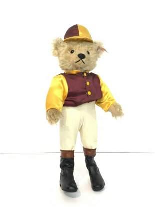 "Steiff ""Jockey Bear"" Limited Edition 2003"