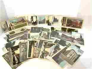 Local Hudson Valley Postcards, Newburgh And Middletown