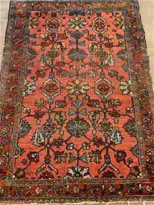 """Persian carpet 3'11"""" by 2'7"""""""