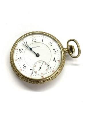 23J Howard Pocket Watch