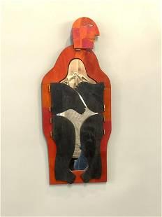Kata Kissoczy Wall Mirror Pop Art Puzzle