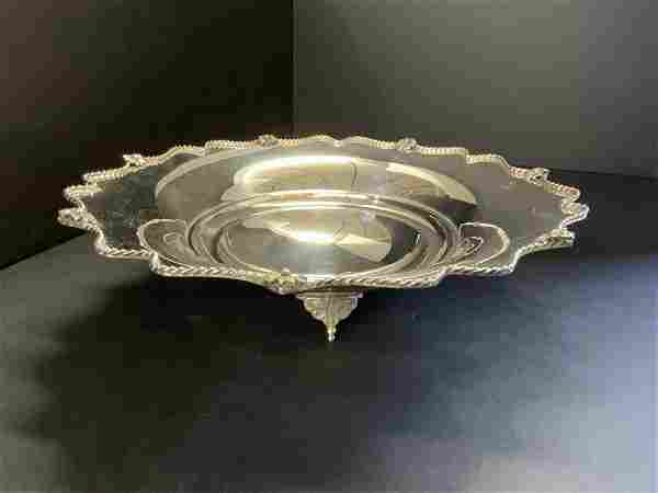 European 800 Silver Bowl