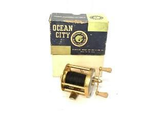 Vintage Ocean City No. 1810 Fishing Reel