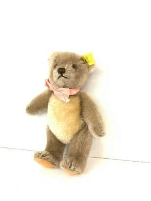 """Vintage 7"""" Steiff Teddy Bear"""