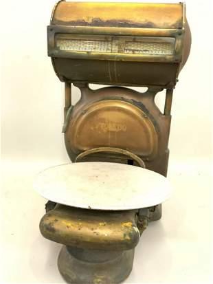 Antique Toledo Weight Scale