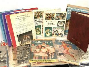 Collection Of Dionne Quintuplets Related Ephemera