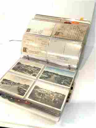 Approx. 135 Dionne Quintuplets Postcard Collection