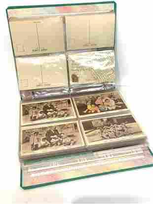 Approx. 90 Dionne Quintuplets Vintage Postcards