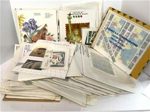 Approximately $300+ In U.S. Commemorative Stamp Sets