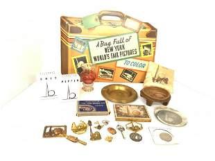 New York World's Fair 1939 Souvenir And Collectibles