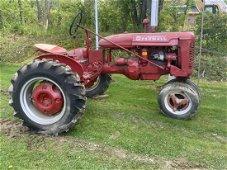 1941 Farmall Model B Tractor