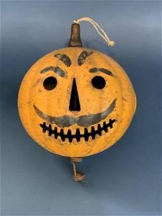 Metal Halloween Parade Jack-O-Lantern