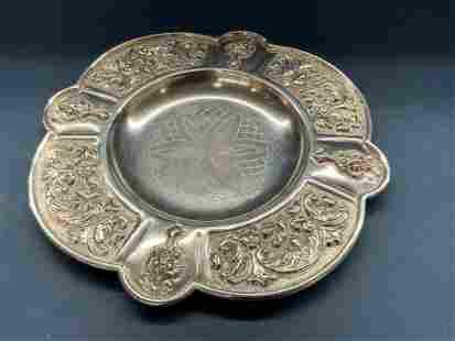 HADAD Judaica Sterling Silver 925 Plate