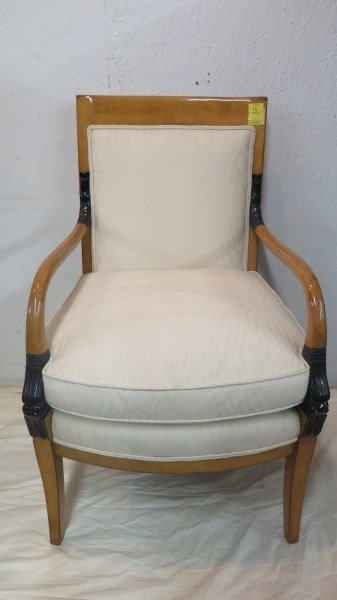A Biedermeier Style Arm Chair