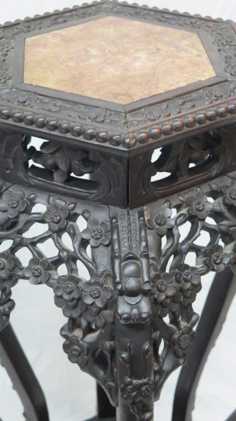 19th Century Chinese Chippendale Table - 7