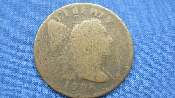 1796 U.S. Liberty Cap Cent