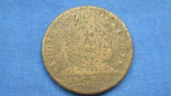 1787 U.S. Fugio Cent