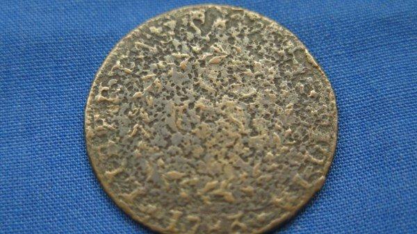 1783 US Point Rays Nova Constellation Coin