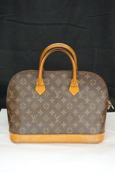 Louis Vuitton Bowler Handbag